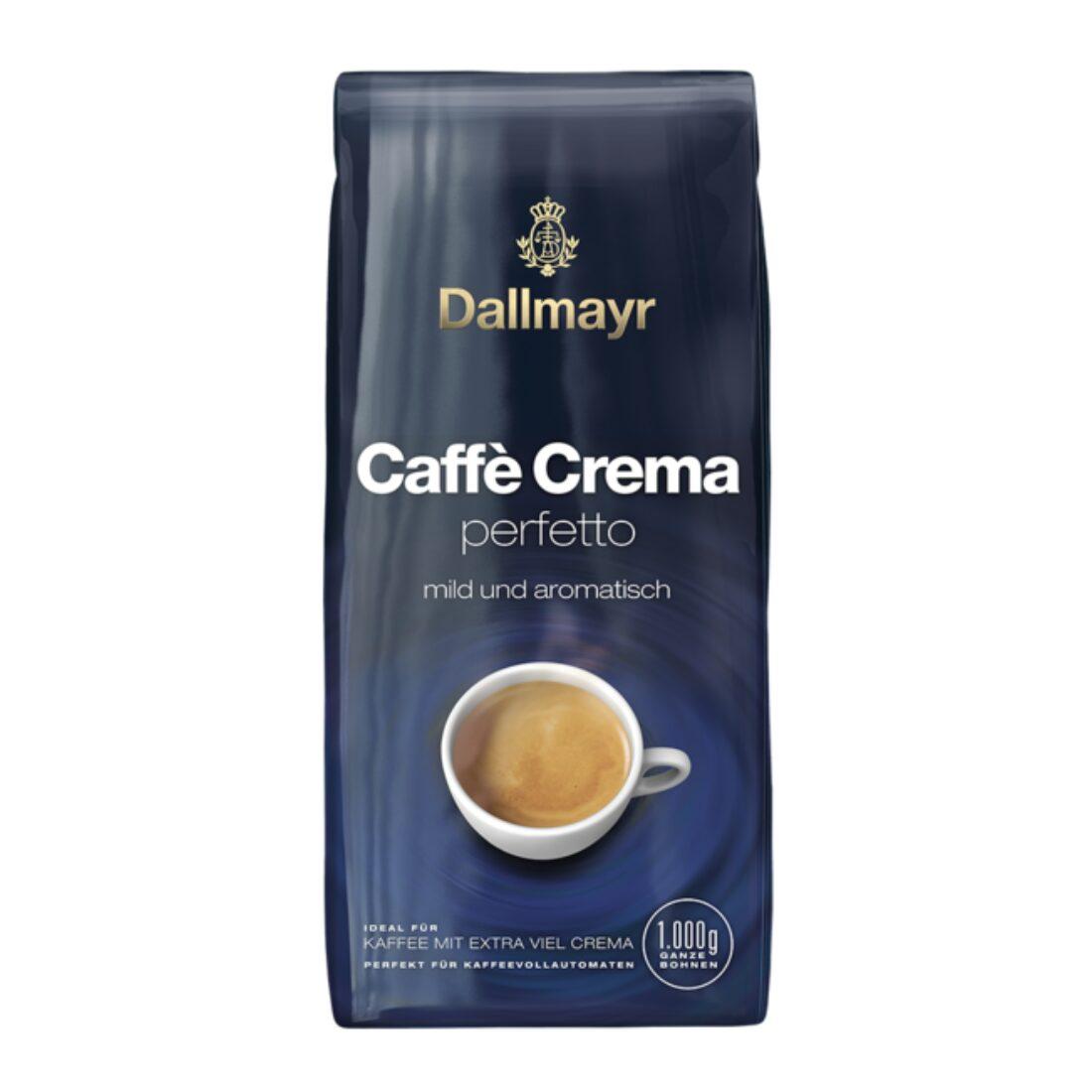 Kawa Dallmayr - Caffe Crema Perfetto