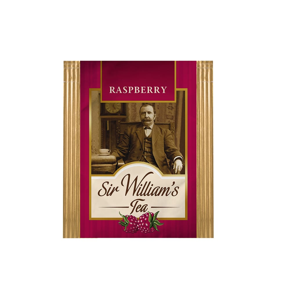 Herbata Sir William's - RASPBERRY (saszetka)