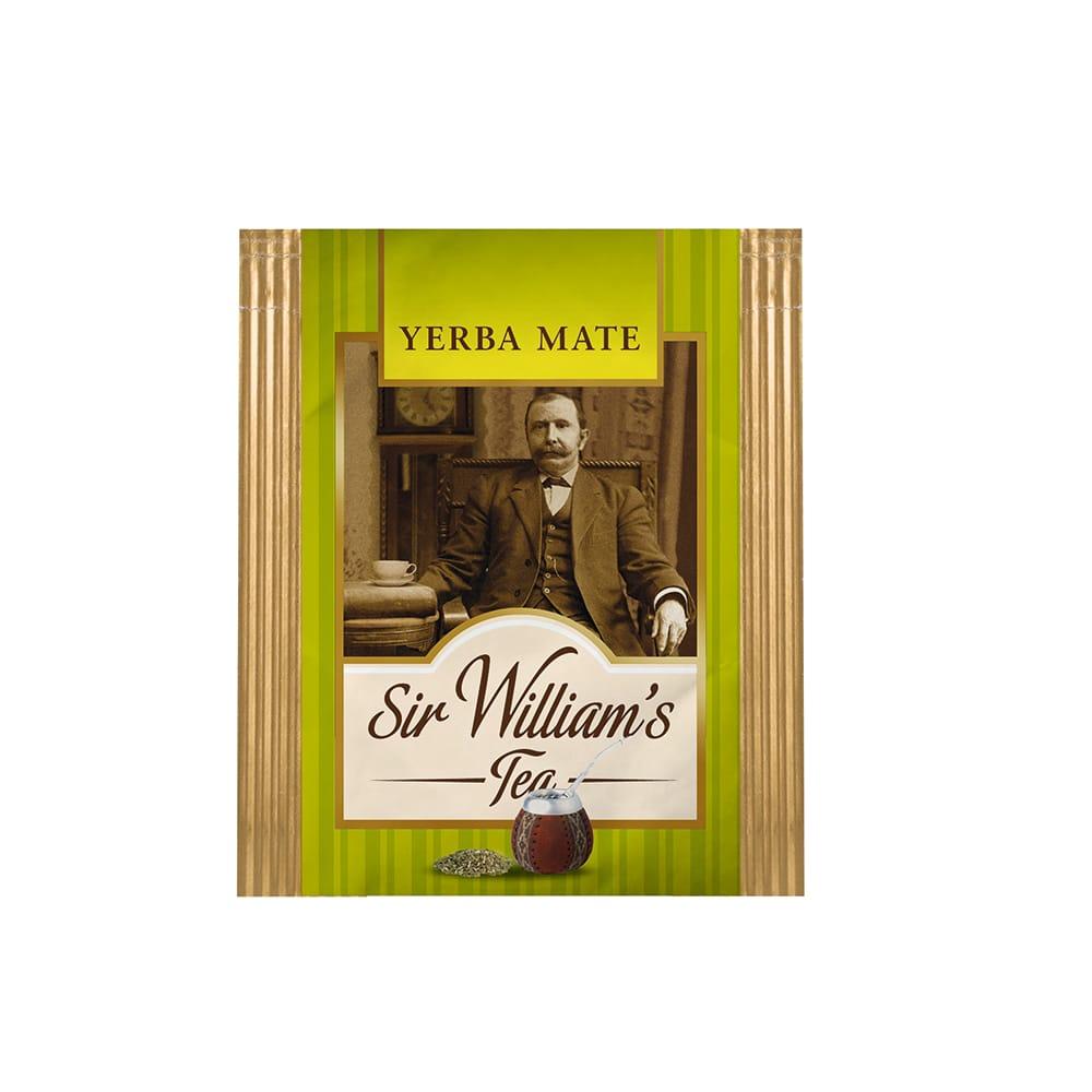 Herbata Sir William's - YERBA MATE (saszetka)