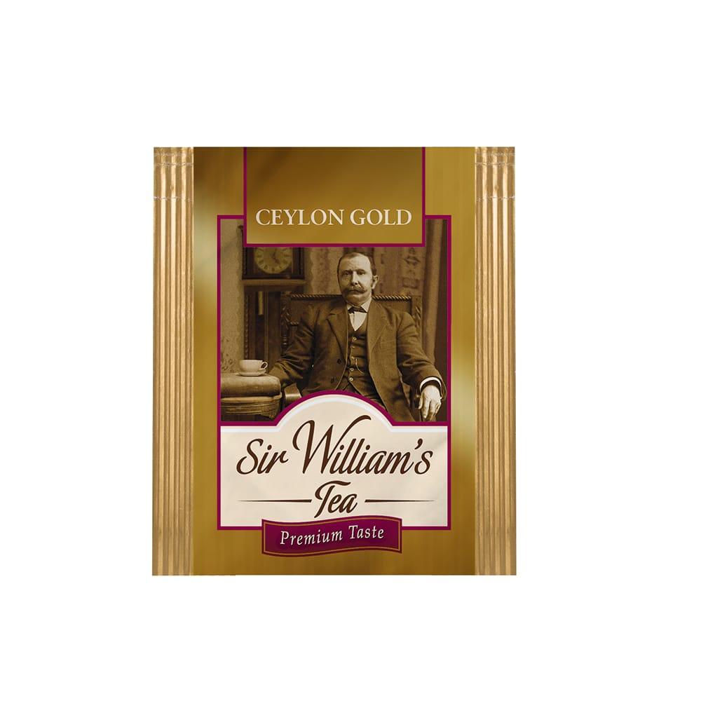 herbata sir william's ceylon gold - saszetka