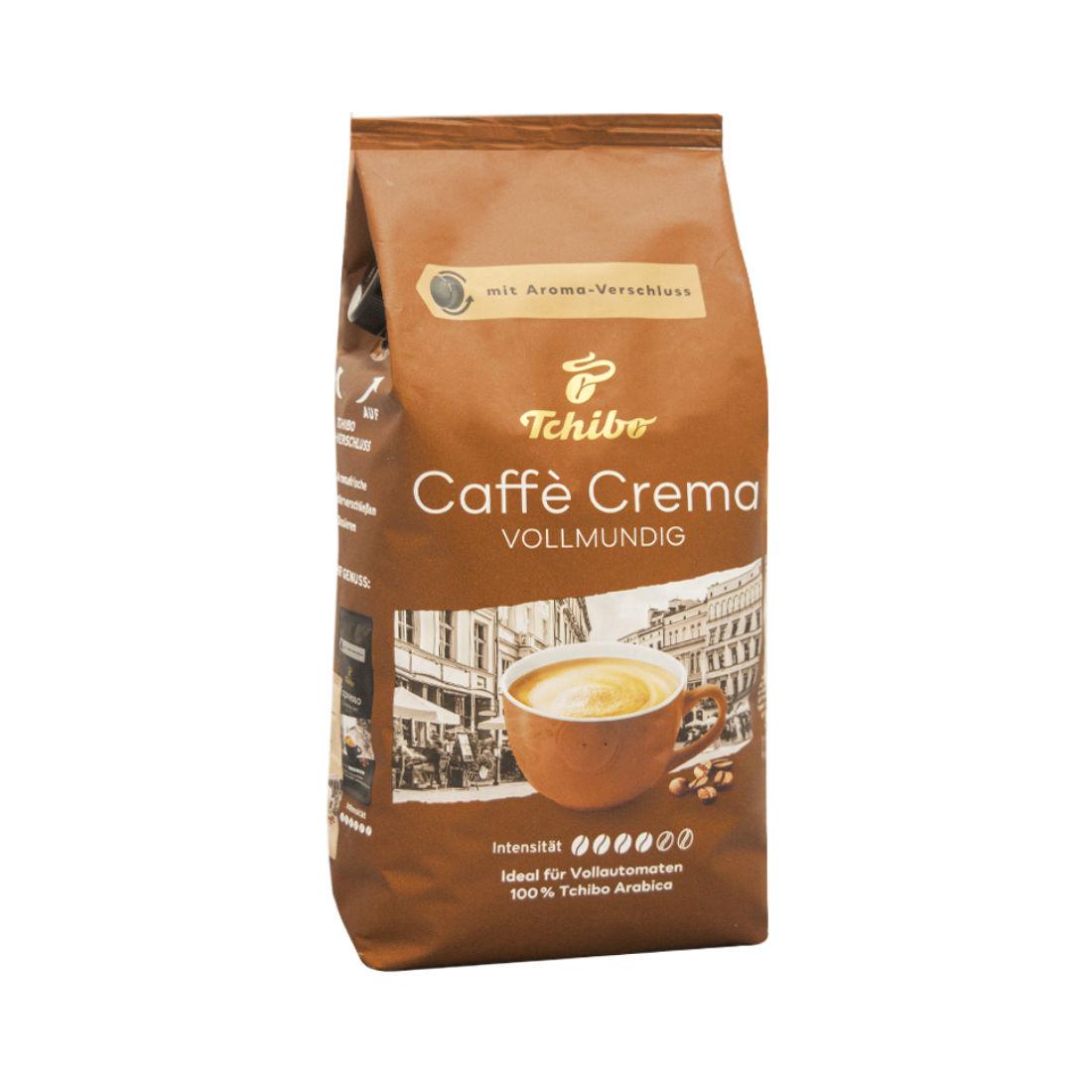 kawa Tchibo Cafe Crema Vollmundig