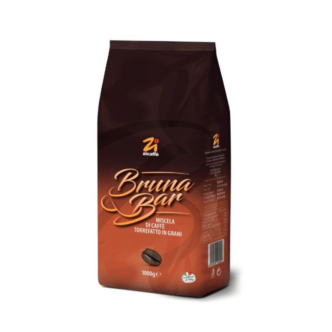 kawa Zicaffe Linea Bruna